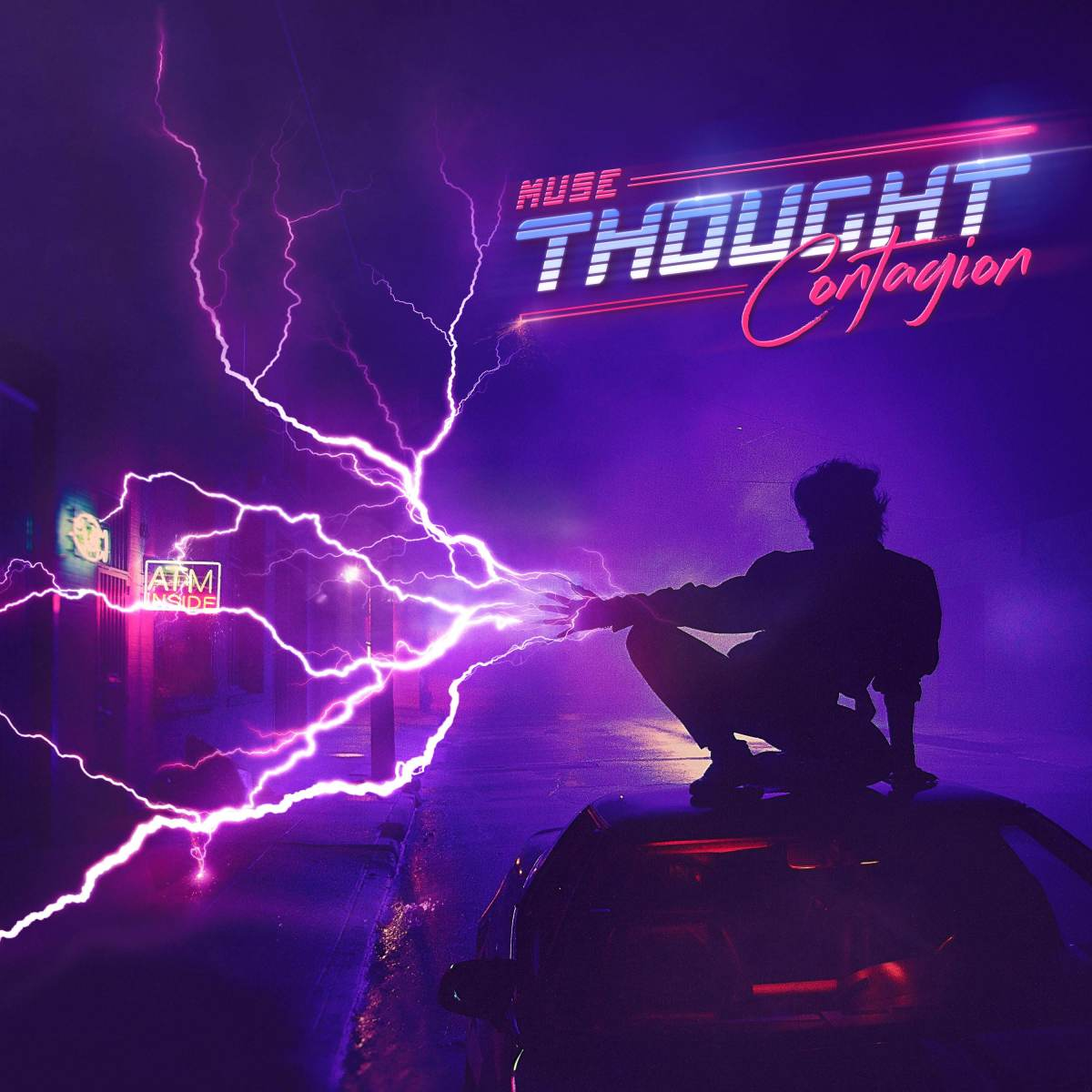 Muse's 'Thought Contagion' channels glam & trap, is a steaming pile of garbage